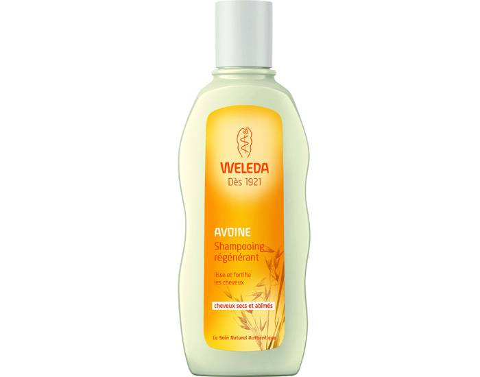 WELEDA Shampooing Régénérant à l'Avoine - 190 ml