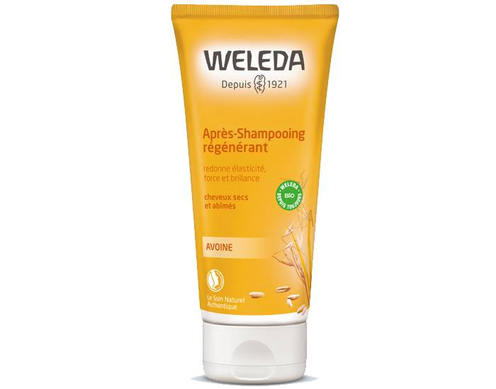 WELEDA Après-Shampooing Régénérant à l'Avoine - 200 ml