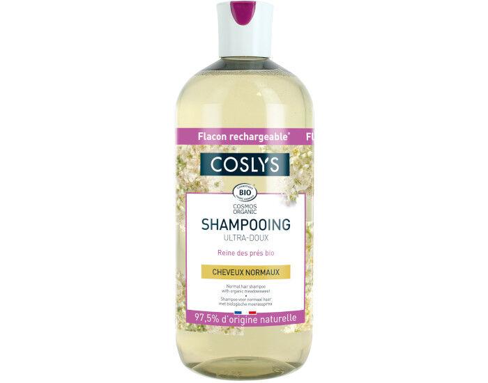 COSLYS Shampooing Cheveux Normaux - Rituel Douceur Flacon de 500ml