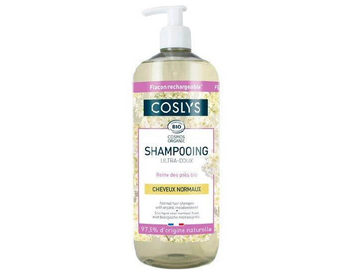 COSLYS Shampooing Cheveux Normaux - Rituel Douceur Flacon d'1 L