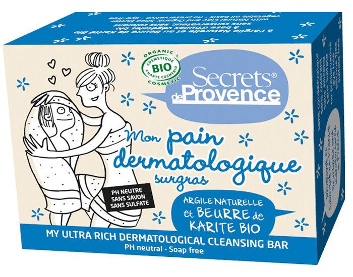 SECRETS DE PROVENCE Mon Pain Dermatologique Surgras - 90 g