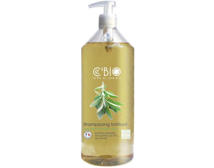 CE'BIO Shampooing Fortifiant - 1 L