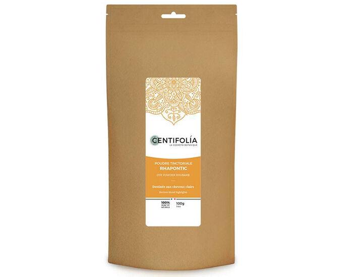 CENTIFOLIA Coloration Végétale - Rhapontic - 100 g