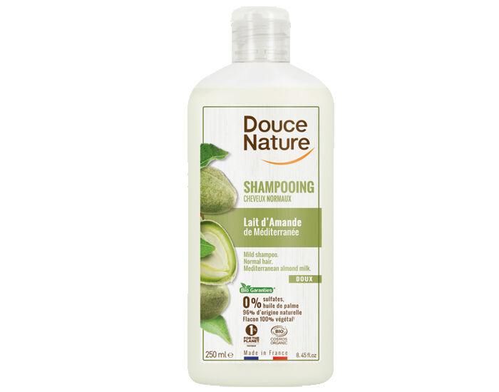 DOUCE NATURE Shampooing Doux Cheveux Normaux Lavages Fréquents - 300 ml