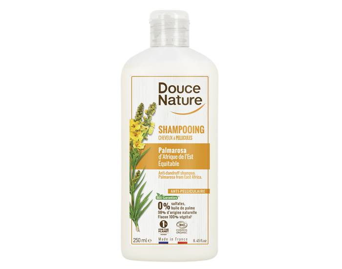 DOUCE NATURE Shampooing Equilibrant Anti-Pelliculaire - 300 ml