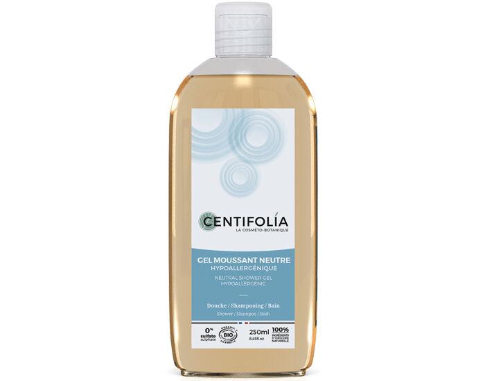 CENTIFOLIA Pack x2 Gel Moussant Neutre - 250 ml 2 flacons