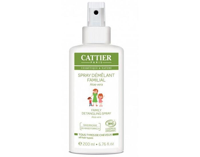 CATTIER Spray Démêlant Familial - 200 ml