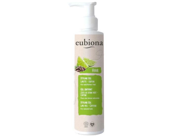 EUBIONA Gel coiffant aux extraits de Citron - 125 ml