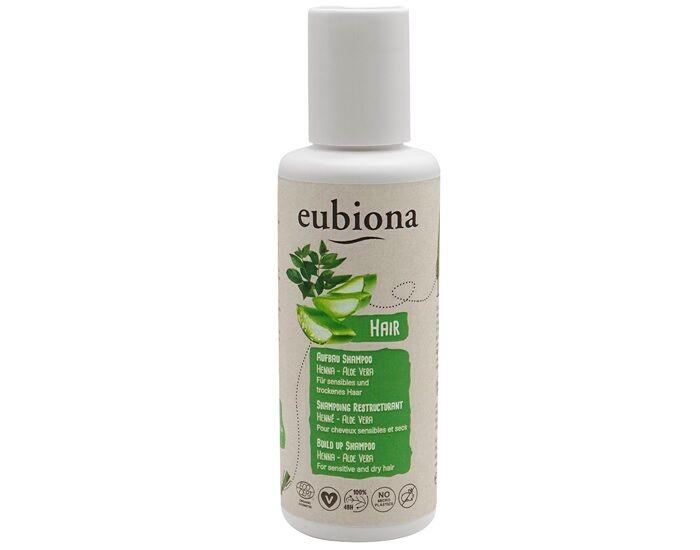 EUBIONA Shampooing Restructurant Henné-Aloé Véra 200 ml