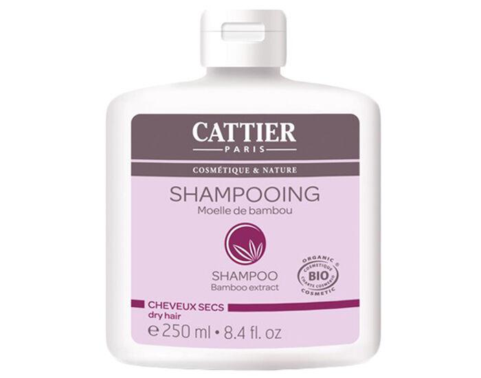 CATTIER Shampooing Moelle de Bambou - 250 ml