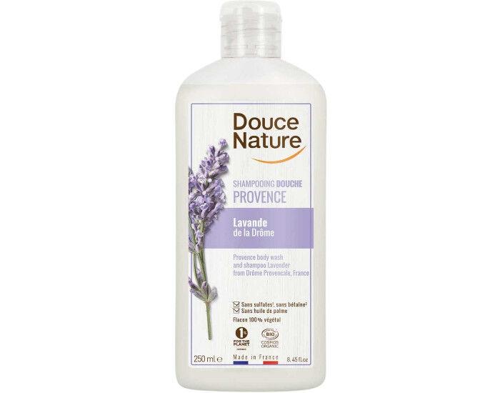 DOUCE NATURE Shampooing Douche Provence - 1L 1 L
