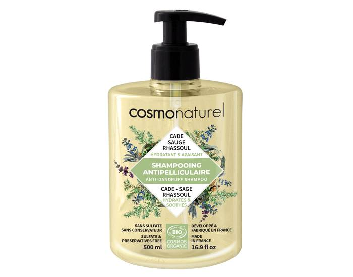 COSMO NATUREL Shampooing Antipelliculaire 500ml