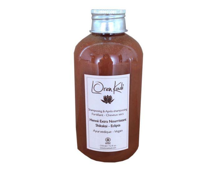 LOREN KADI Shampoing/Après-shampoing Henné Extra Nourrissant - 210ml