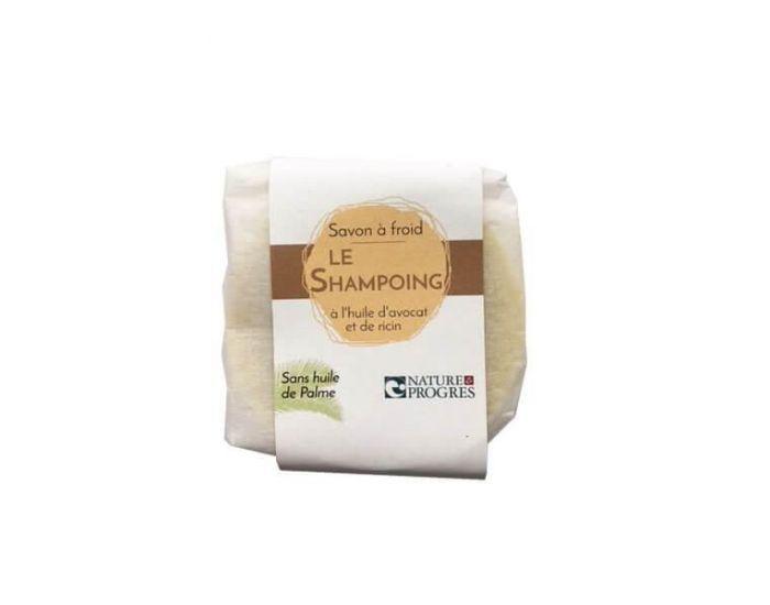 SAVONNERIE DES 5 SENS Le Shampoing Solide - Sans Huiles Essentielles