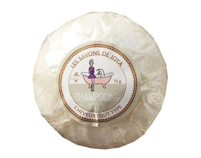 LES SAVONS DE JOYA Shampoing solide Cheveux Normaux Sans Huile Essentielle - 70g