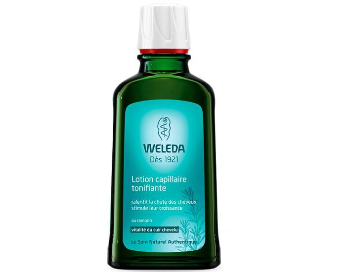 WELEDA Lotion Capillaire au Romarin - 100 ml