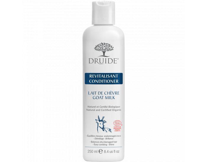 DRUIDE Après-shampooing Aloe vera et Lait de Chèvre - 250ml