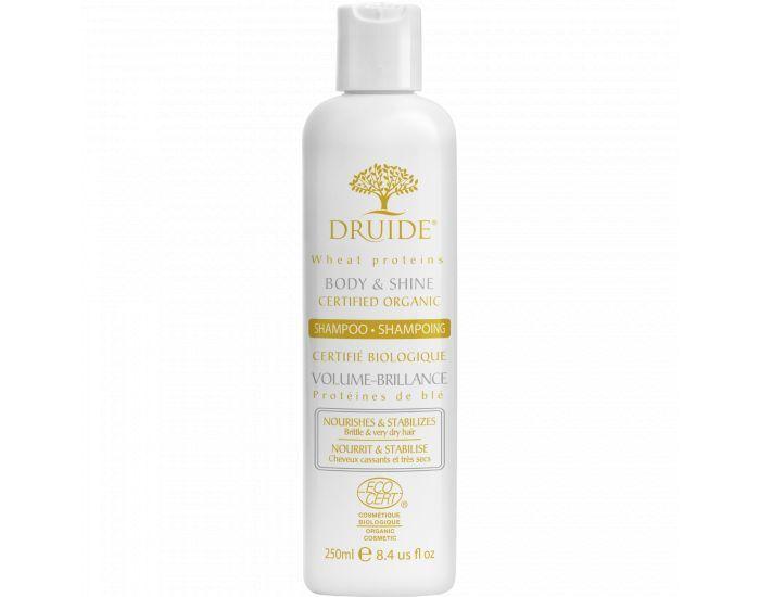 DRUIDE Shampooing Volume Brillance - 250ml