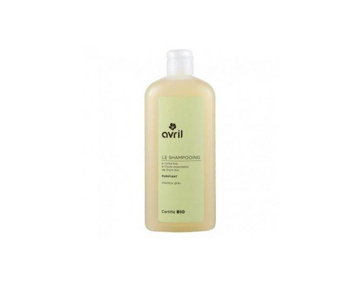 AVRIL Shampoing Cheveux Gras - 250 ml