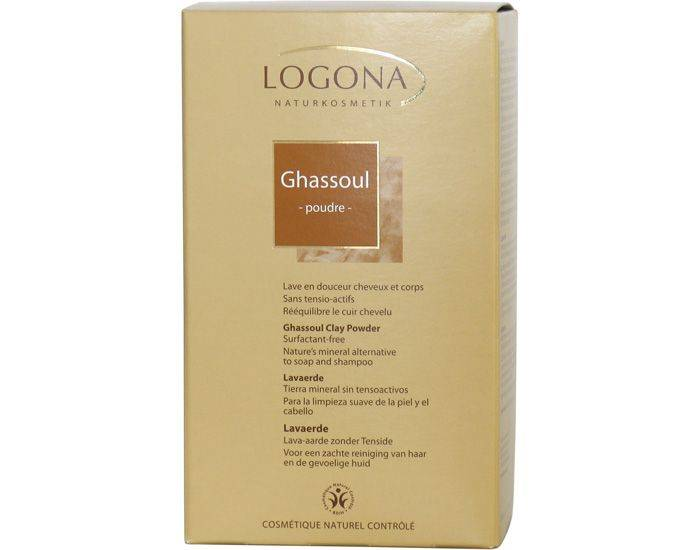LOGONA Ghassoul en Poudre 1 kg