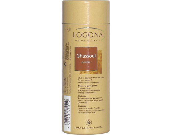 LOGONA Ghassoul en Poudre 300g