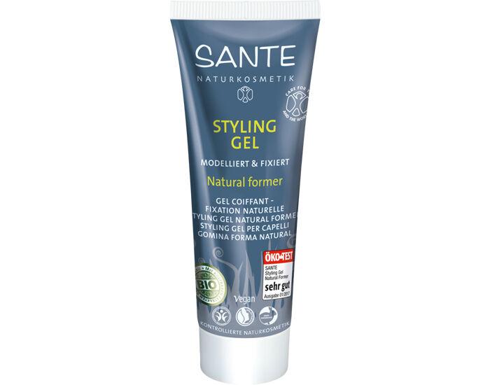 SANTé SANTE Gel Coiffant Fixation Naturelle - 50 ml
