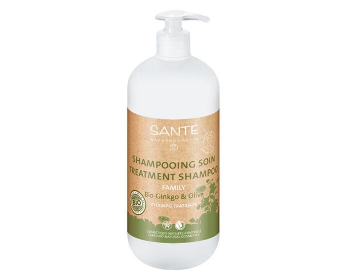 SANTé SANTE Shampooing Soin Family Olive et Gingko Bio 950 ml