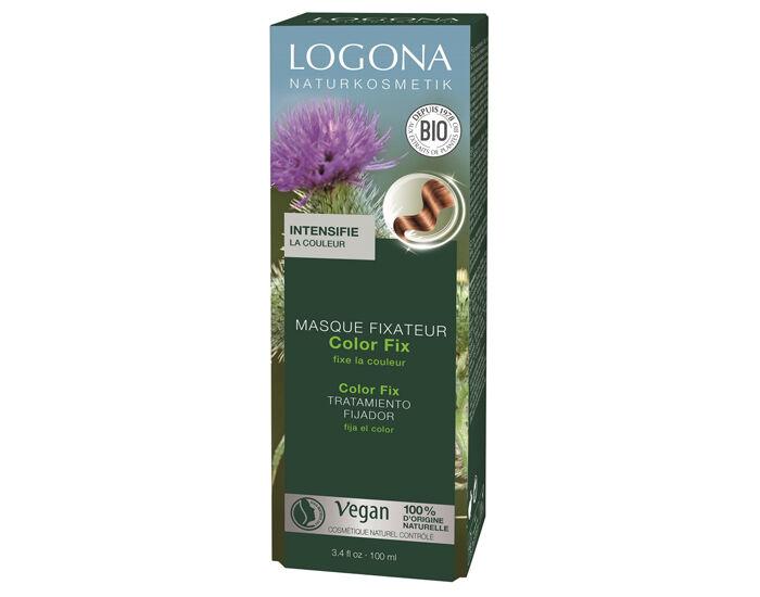 LOGONA Masque Fixateur Coloration Végétale - 150 ml