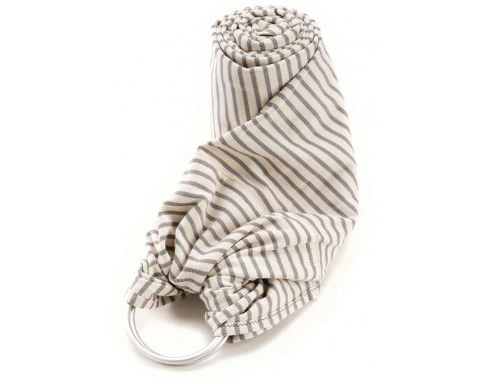 NEOBULLE My Sling Echarpe de Portage avec Anneau Jersey Coton Bio Mistigri