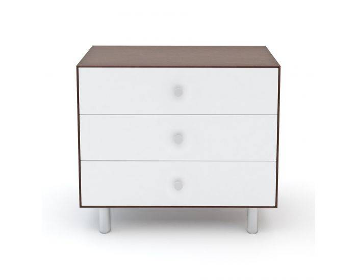 OEUF NYC Commode Merlin 3 tiroirs Classic Noyer