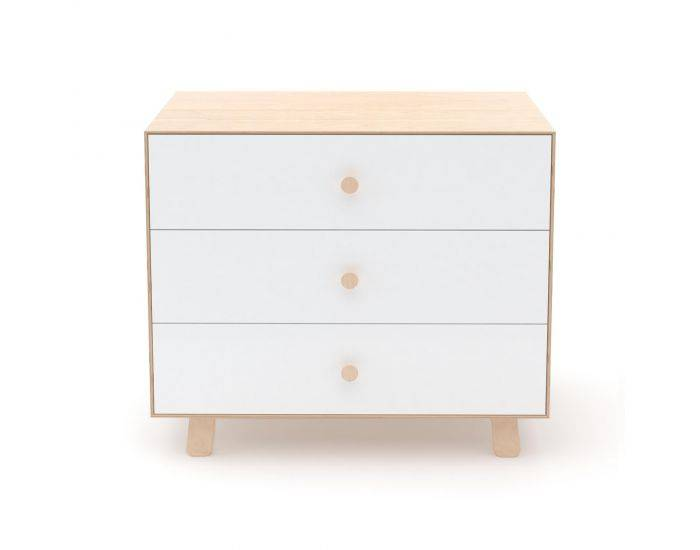 OEUF NYC Commode Merlin 3 tiroirs Sparrow Bouleau