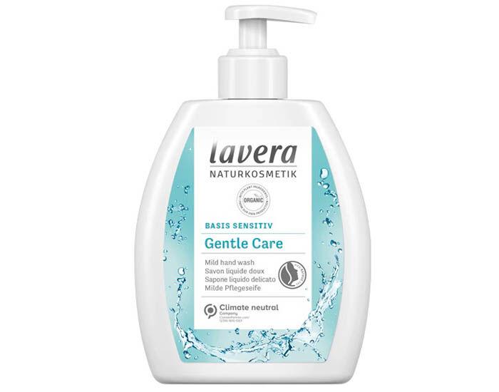 LAVERA Savon Liquide Basis Sensitiv 250 ml