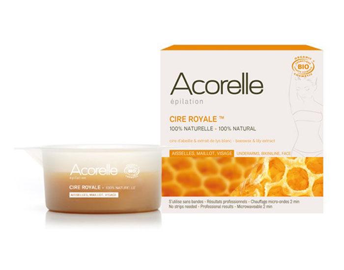 ACORELLE Cire Royale Bio - 100 gr