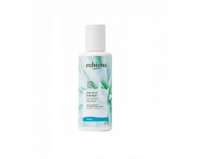 EUBIONA Gel Douche Hydratant à l'Aloe Véra 200 ml
