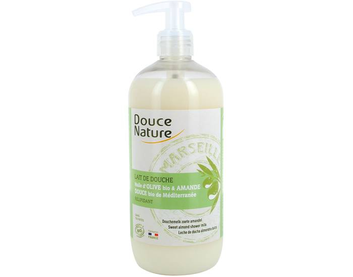 DOUCE NATURE Lait de Douche Amande - 500 ml