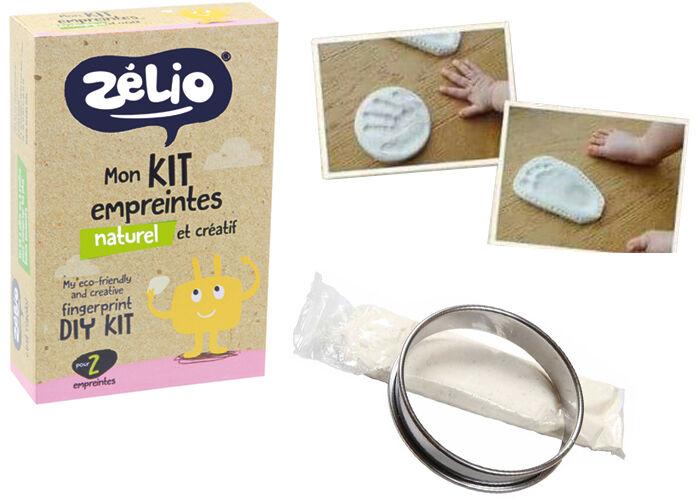 ZéLIO ZELIO Kit d'Empreintes de Bébé