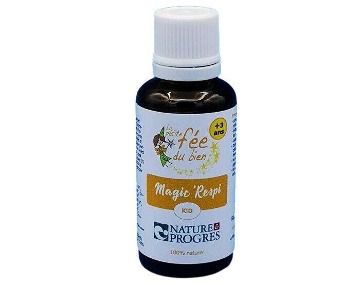 LA PETITE FéE DU BIEN LA PETITE FEE DU BIEN Huile de massage Magic'Respi - 30 ml - Dès 3 Ans