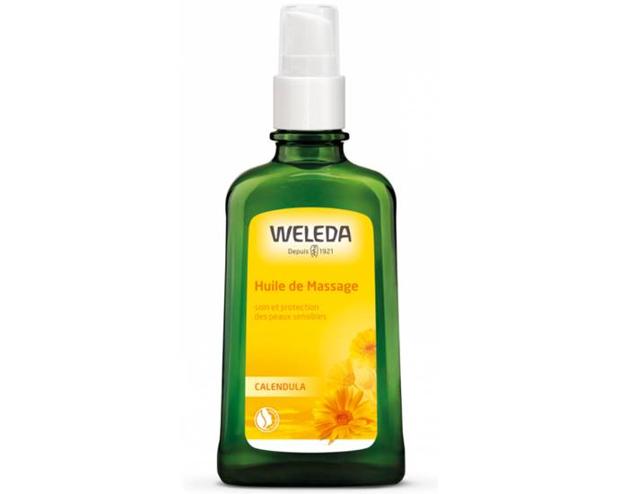 WELEDA Huile de Massage au Calendula 100 ml