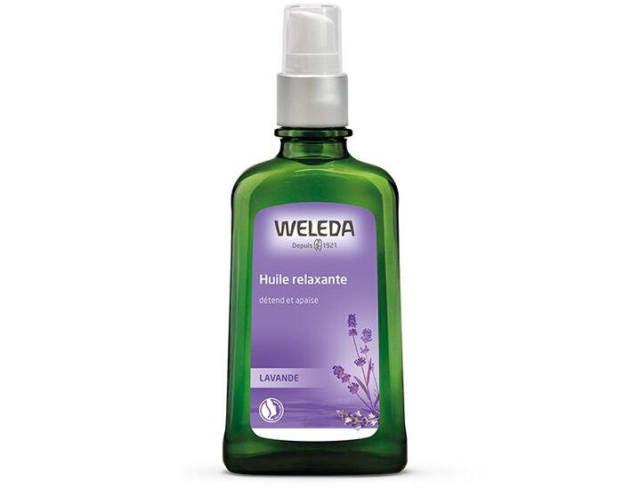 WELEDA Huile de Massage à la Lavande - 100 ml