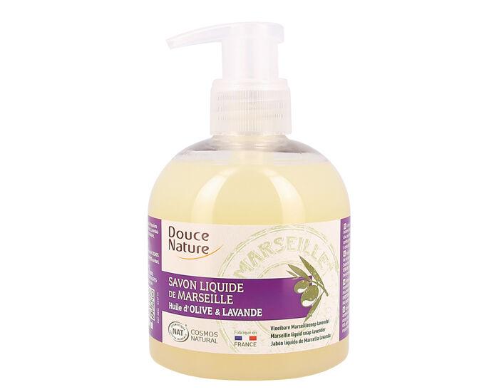 DOUCE NATURE Savon de Marseille Liquide 300 ml