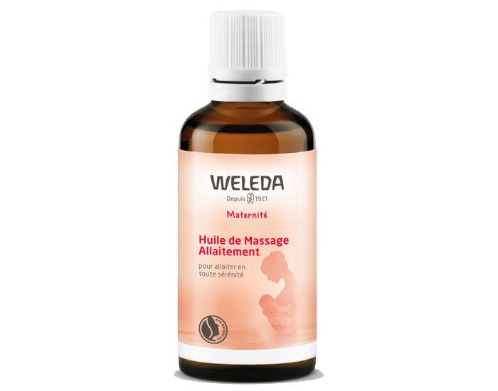 WELEDA Huile de Massage Allaitement - 50 ml
