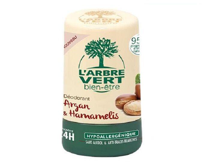 L'ARBRE VERT BIEN-ÊTRE Déodorant Roll On Argan - 50 ml