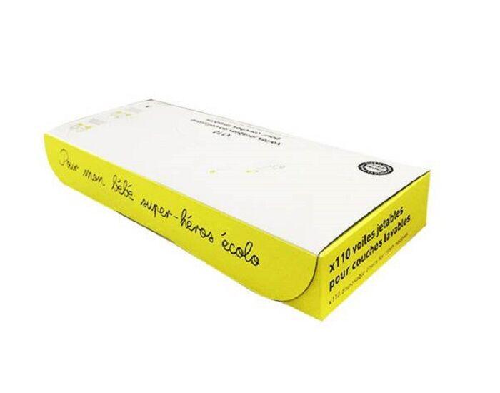 HAMAC Voiles de Protection Jetables en Cellulose - Paquet de 110