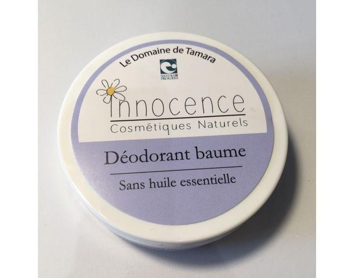 LE DOMAINE DE TAMARA Déodorant Baume - Sans huile essentielle