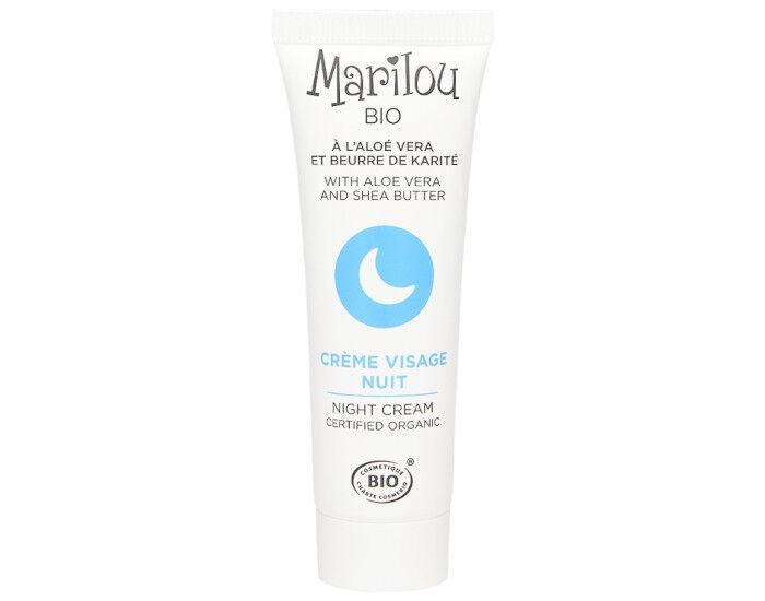 MARILOUBIO Crème de Nuit - 30 ml