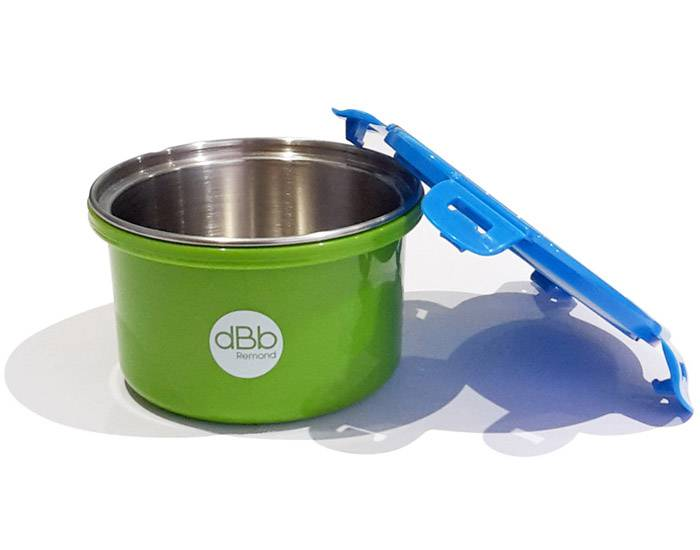 DBB REMOND Babylunch Bleu-Vert - 400 ml