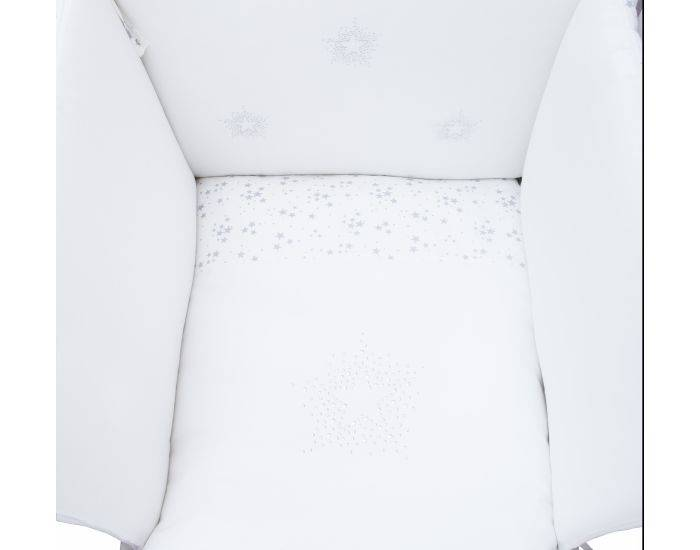 MAISON NOUGATINE Couette Edredon Constellation - Coton bio 70 x 140 cm