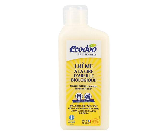 ECODOO Crème à la Cire d'Abeille Bio - 250ml