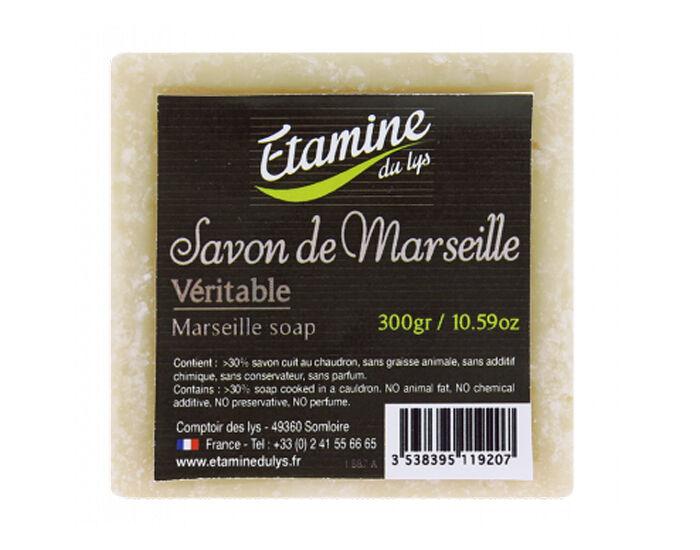 ETAMINE DU LYS Savon de Marseille Beige - 300 g