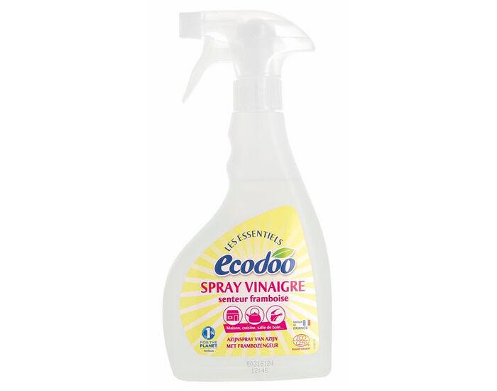 ECODOO Vinaigre Senteur Framboise Spray de 500 ml